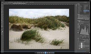 03 Die 4 Standardebenen - Landschaftsbildern richtig bearbeiten