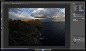 05 Blending Basics - Photoshop für die Bearbeitung in der Landschaftsfotografie richtig einsetzen