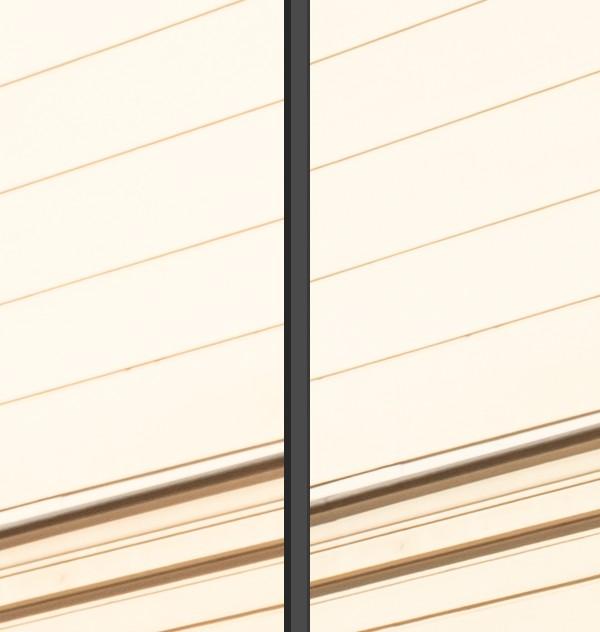 14 mm rechts oben