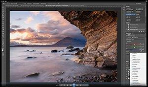 12 VABE Elgol - Der ganze Workflow zum Landschaftsbilder bearbeiten