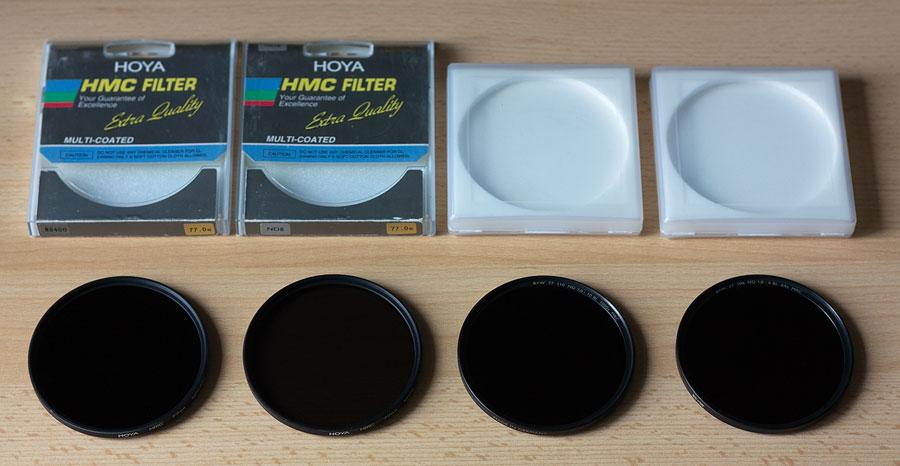 ND-Filter Graufilter