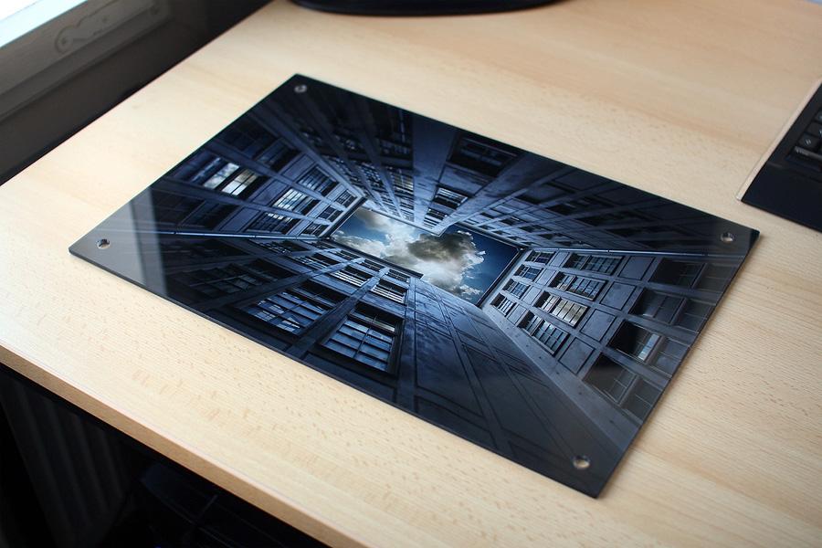 Acrylglas Druck von Pixum