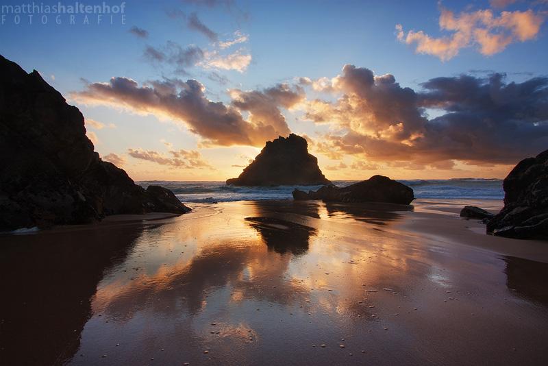 Adraga Sunset