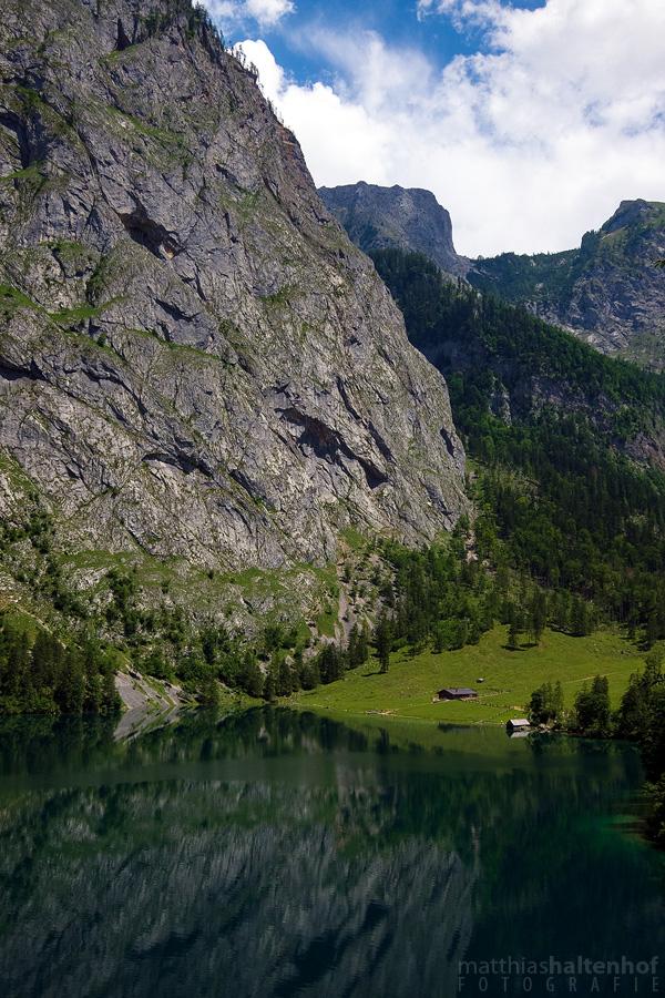 Obersee und Fischunkelalm