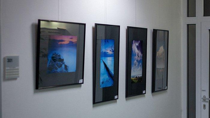 Eigene Ausstellung organisieren