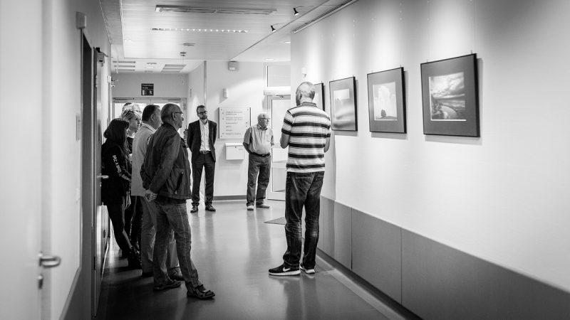 Ausstellungseröffnung in Bernburg - Bild von Anne Hornemann