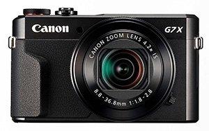 Beste Kompaktkamera: Canon PowerShot G7 X Mark II