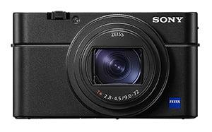 Beste Kompaktkamera: Sony RX100 VII