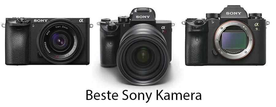 Beste Sony Kamera