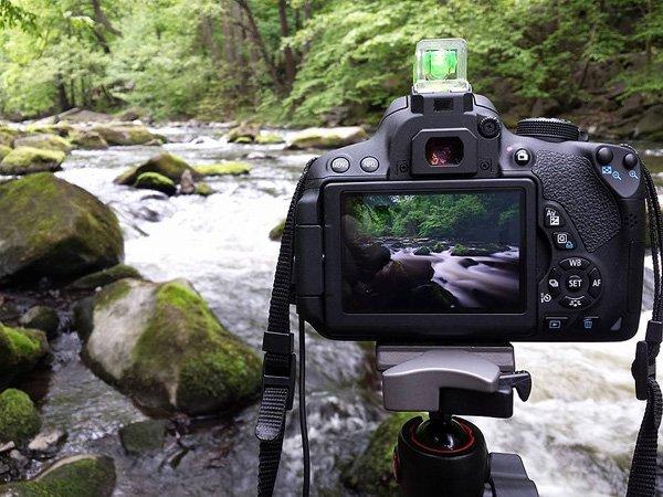 Langzeitbelichtung mit der Canon EOS 700D im Harz