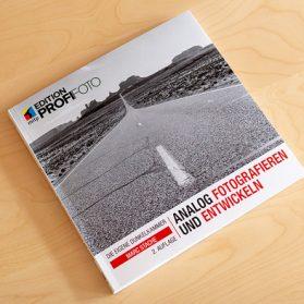 Buchrezension: Marc Stache: Analog fotografieren und entwickeln