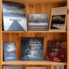 Mein Bücherregal - Der Fototeil