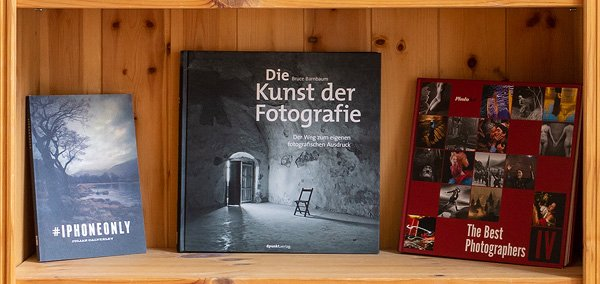 Bücherregal Reihe 3