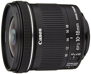 Canon EF-S 10-18mm 1:4.5-5.6 IS STM