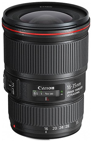 Canon EF 16-35 mm 1:4 L IS USM