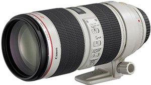 Canon EF 70-200 mm 1:2,8 L IS II USM