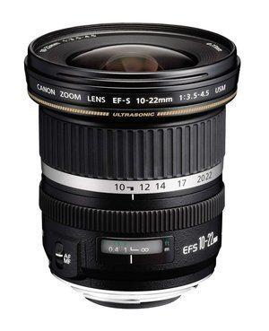 Canon EF-S 10-22mm F/3.5-4.5 USM im Test