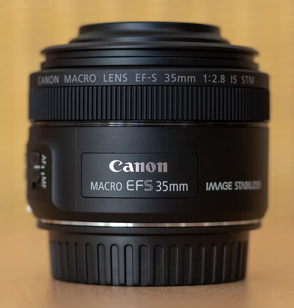 Canon EF-S 35mm f/2.8 Macro IS STM Test