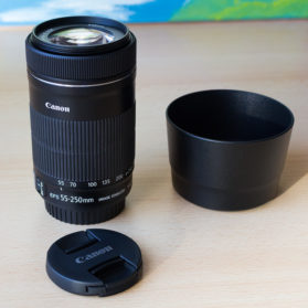 Canon EF-S 55-250mm f/4-5.6 IS STM Test