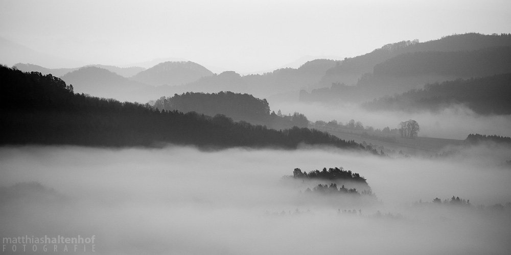 Die hintere Sächsische Schweiz