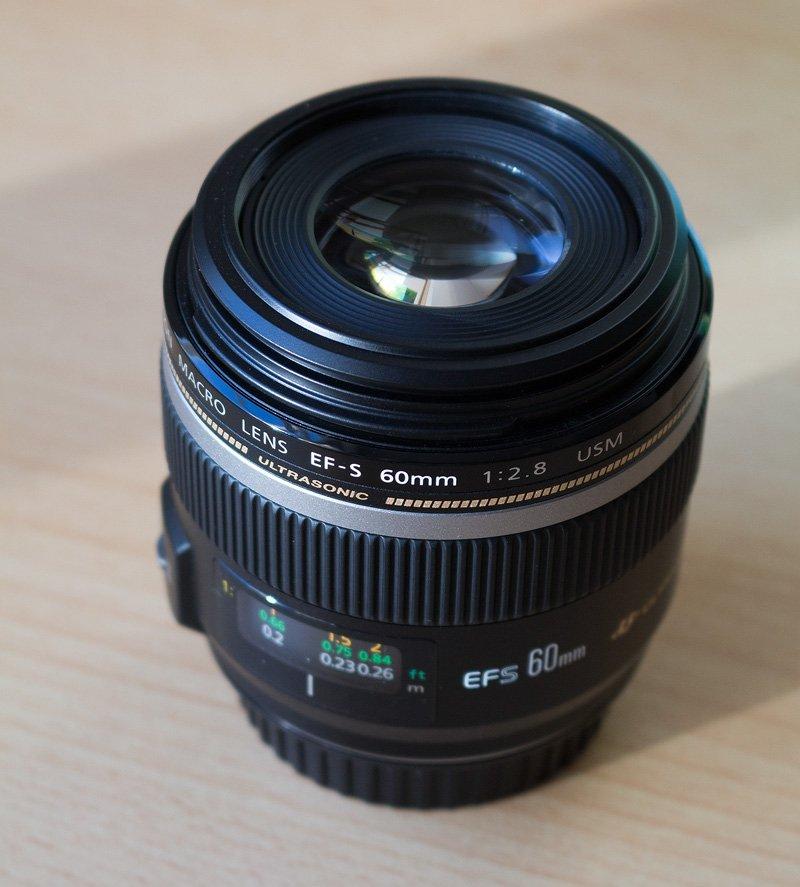 Canon EF-S 60mm f/2.8 Macro USM Test
