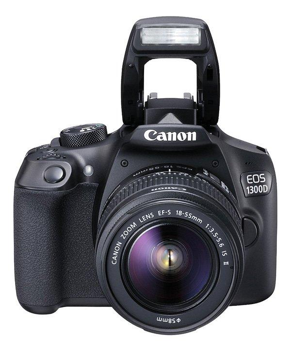 Canon EOS 1300D - Spiegelreflexkamera für Einsteiger