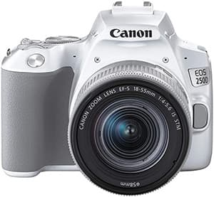 Canon EOS 250D weiß
