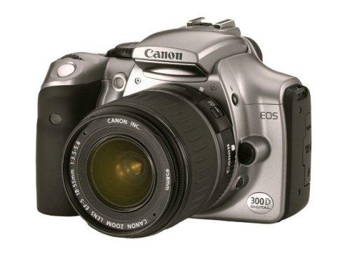 Canon EOS 300D - Meine damalige Einsteiger DSLR