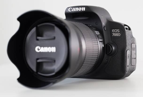 Canon EOS 700D Test 1
