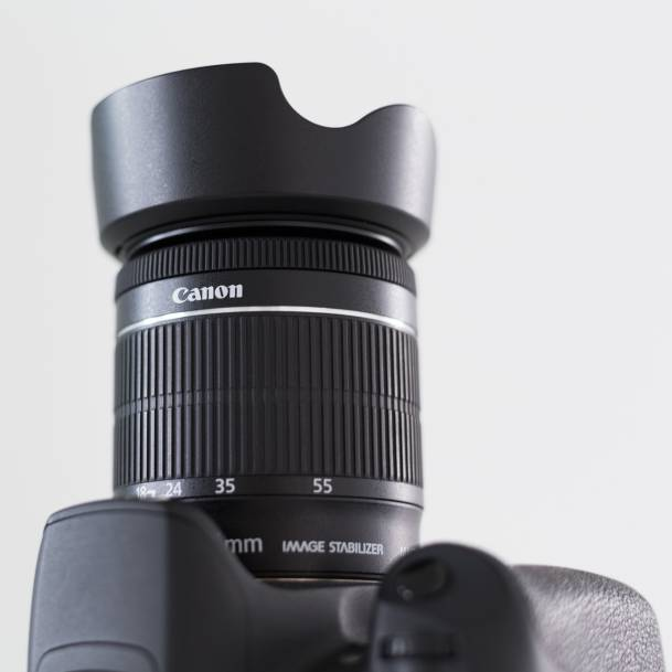 Canon EF-S 18-55mm IS STM