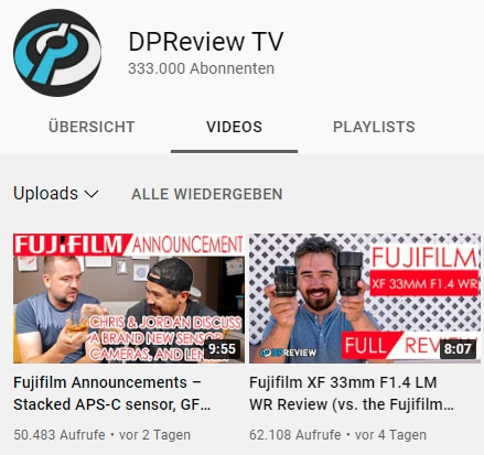 DPReview TV