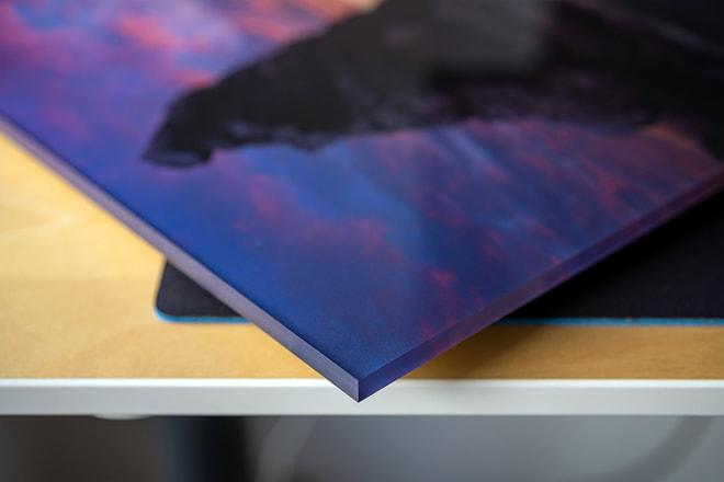 """Acrylglas Druck von """"Thale 08"""" mit 10 mm Stärke"""