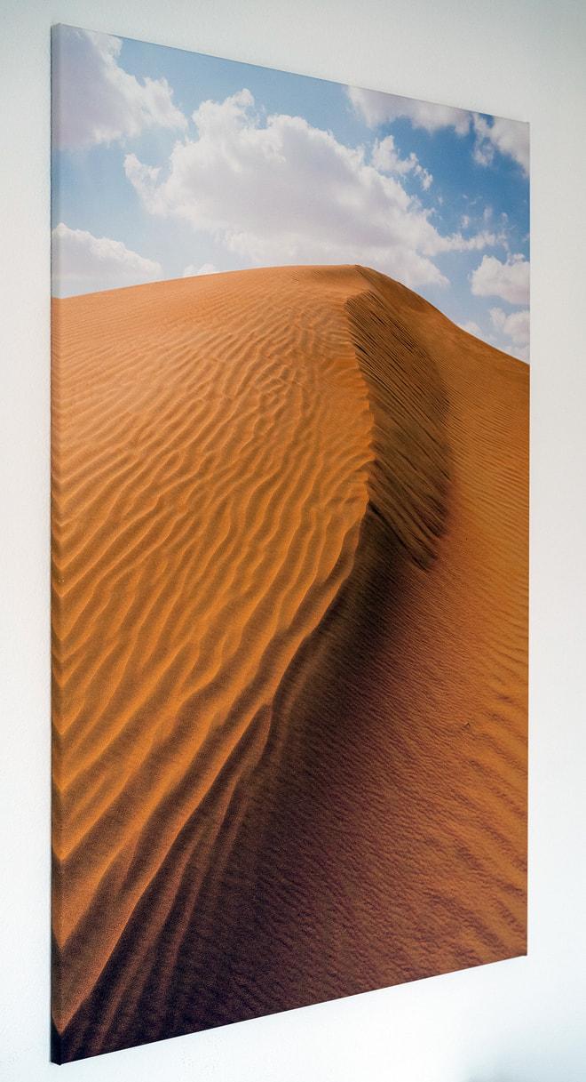 "Foto ""Dune"" auf Leinwand"