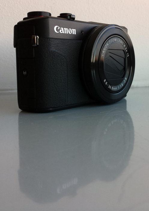 Canon Powershot G7X Mark II 3