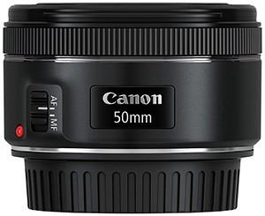 Geschenke für Fotografen - 50mm Objektiv