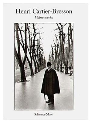 Henri Cartier-Bresson - Meisterwerke