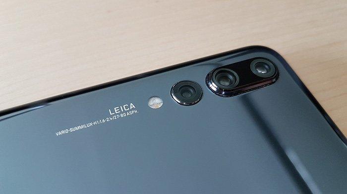 Huawei P20 Pro Kameras