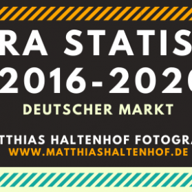 Kamera Statistiken DE 2016-2020 Infografik Vorschaubild