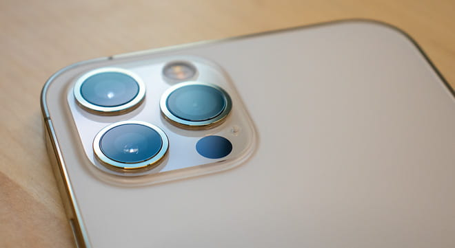 iPhone 12 Pro Kamera Test