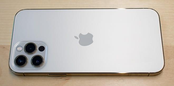 iPhone 12 Pro Rückseite