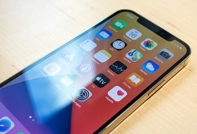 iPhone 12 Pro Vorderseite