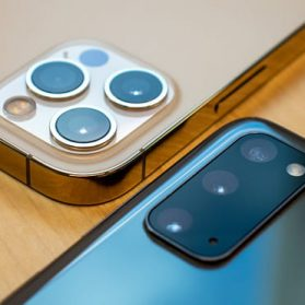 iPhone 12 Pro vs. Samsung Galaxy S20 Kamera Vergleich