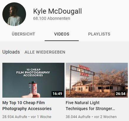 Kyle McDougall