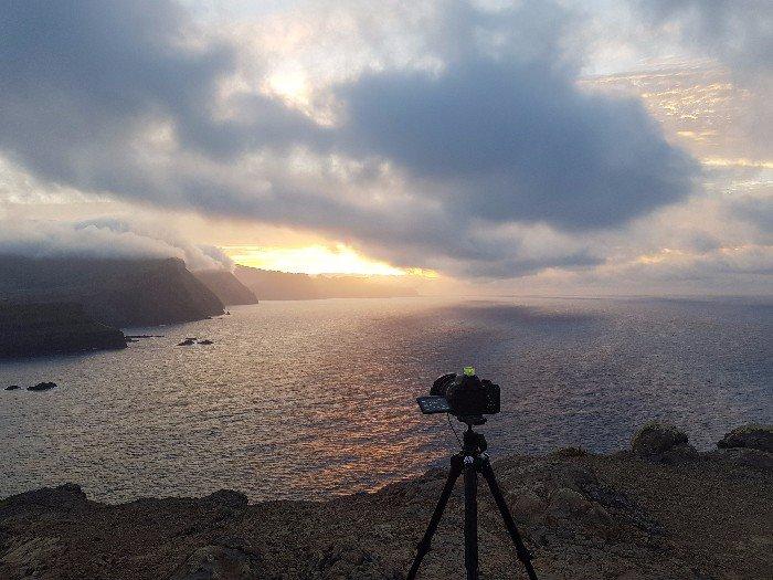 Ponta de São Lourenço Blick Richtung Westen