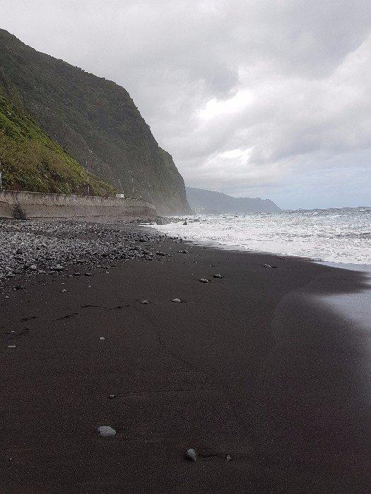 Strand von Sao Vicente