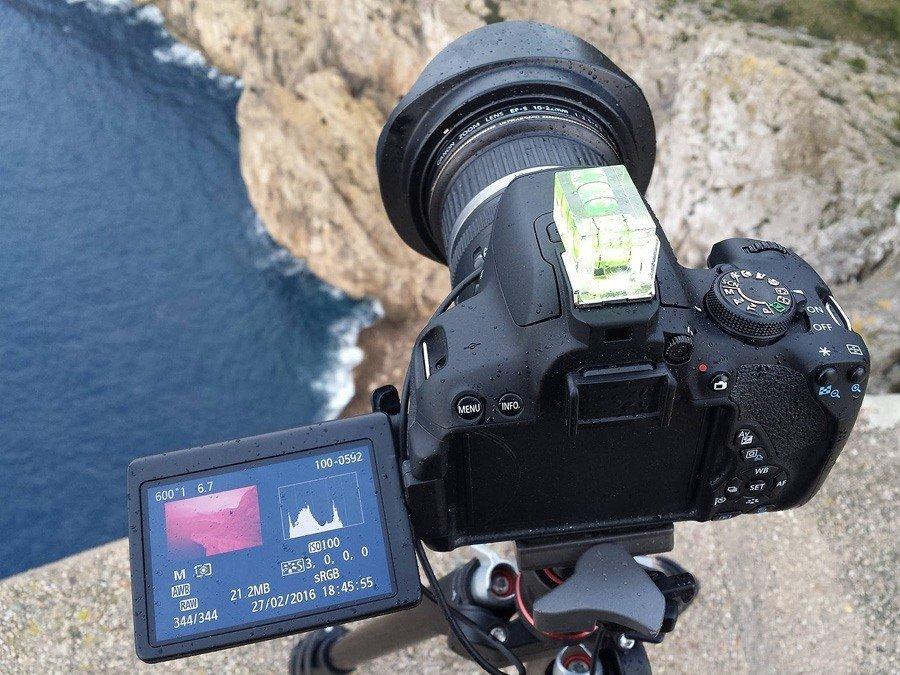 Infrarotfotografie - Regenschauer am Cap Formentor