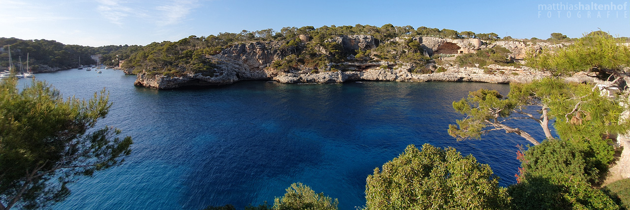 Mallorca Pano 1 - Cala Figuera