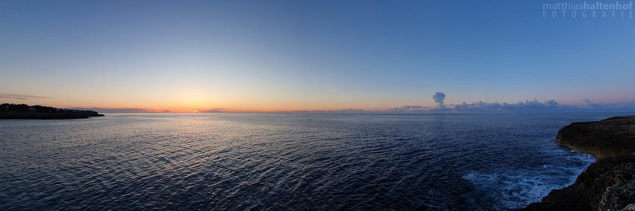 Mallorca Pano 5 - Mittelmeer