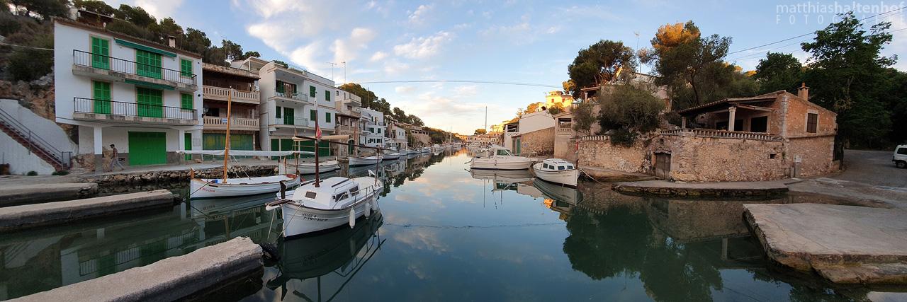 Mallorca Pano 7 - Cala Figuera