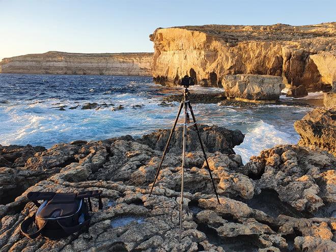 Malta - Behind the Scenes - Blue Hole